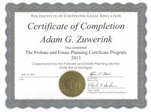 Muskegon, Michigan Estate Planning Attorney